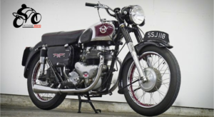 Matchless G9 Vertical Twin